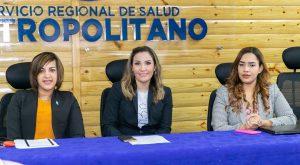Font-Frías socializa con directores de hospitales y epidemiólogos del SRSM