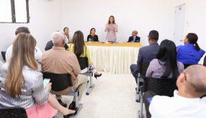 SRSM realiza taller veeduría ciudadana de salud en SDE