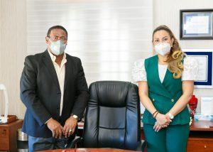El doctor Edisson Rafael Féliz Féliz, asumió este martes como director del Servicio Regional de Salud Metropolitano (SRSM)
