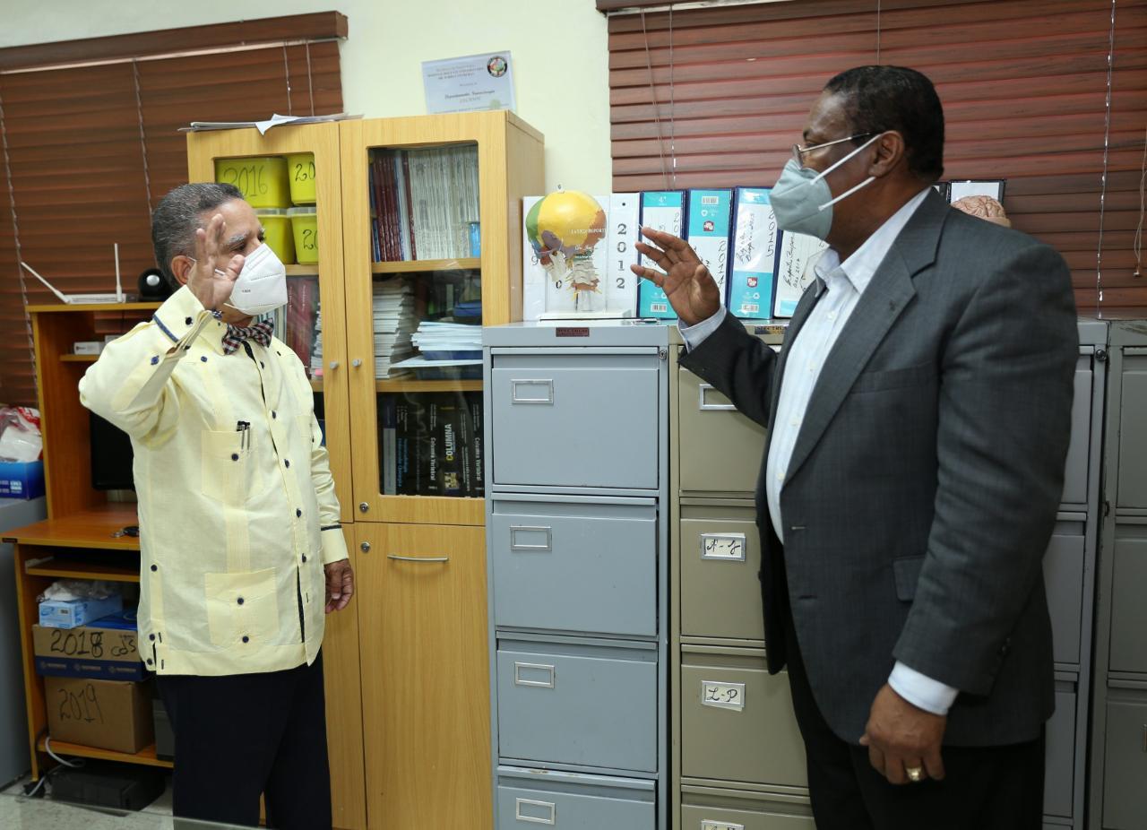 SRSM posesiona directores de tres hospitales del Gran Santo Domingo