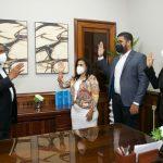 SRSM juramenta directora Hospital Ciudad Juan Bosch