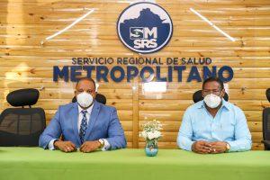 SRSM asegura SUGEMI optimiza suministro de medicamentos en centros de salud