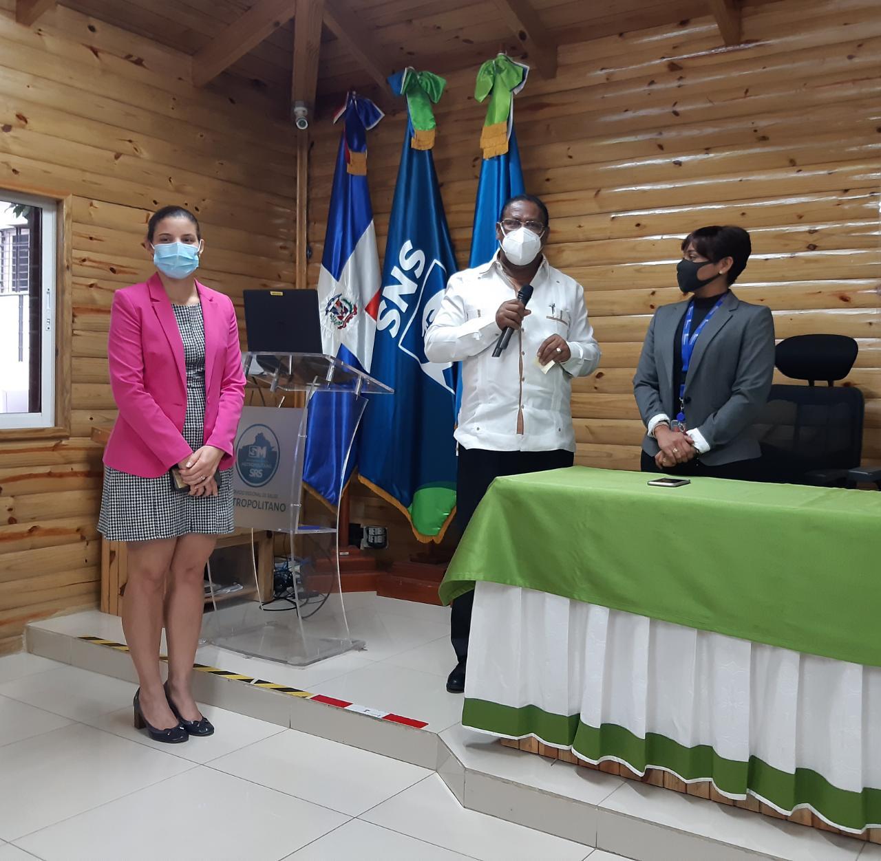 """Doctor Féliz Féliz afirma: """"Un clima laboral positivo es la clave para brindar servicios de calidad"""""""